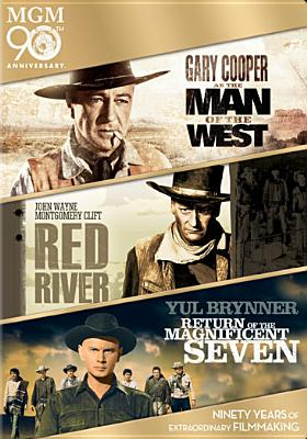 MAN OF THE WEST/RED REIVER/RETURN OF BY COOPER,GARY (DVD)